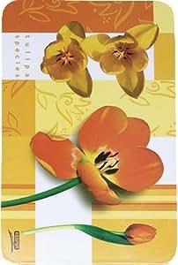 "'Kesper Tabla de cortar ""tulipanes 31240essbrett tulipán 30x 19cm 31240–524203"