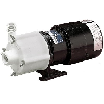 FRANKLIN ELECTRIC 582002 Magnetic Drive Pump, Mildly Corrosive, 1/12 HP, 10.3 PSI Shut Off, 115V, (115v Magnetic Drive Pump)