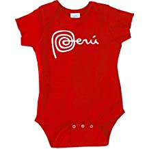 Marca Peru One Piece Bodysuit for Babies – by Hot4TShirts - Printed in USA