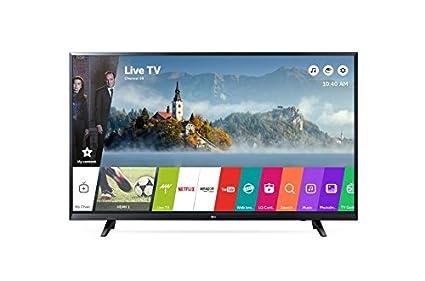 tv 4k 32 pollici smart tv con wifi  LG 43UJ620V 43