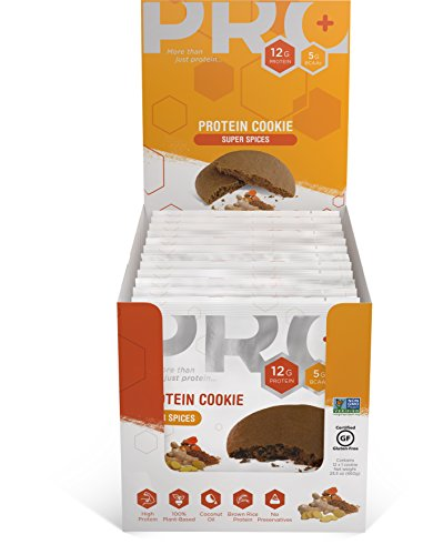 PRO+ Super Spices Protein Cookies