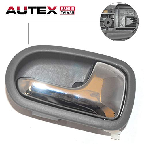 02 mazda protege door handle - 3