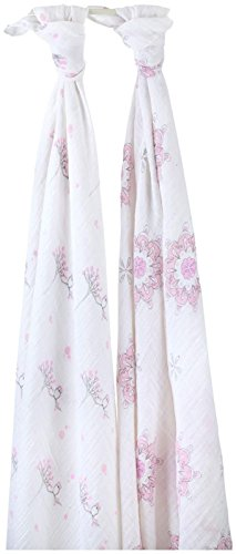 aden anais swaddle pack birds