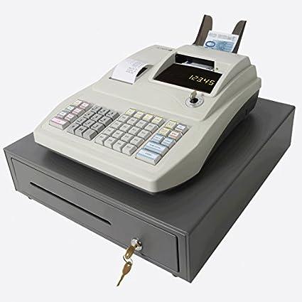 Olympia CM 762 - Caja registradora para negocio, color gris ...