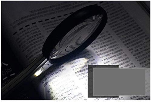 ZY-YY 読み込み虫眼鏡読み新聞虫眼鏡ハンドヘルド