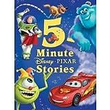 Five Minute Pixar Story Book