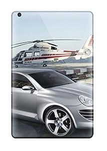 Excellent Ipad Mini/mini 2 Case Tpu Cover Back Skin Protector Porsche Gallery