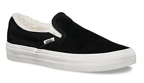 vans-womens-classic-slip-on-scotchgard-sneaker-black-blanc-de-blanc-size-75