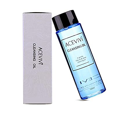 ACEVIVI Natural Facial Cleansing Oil Anti-Aging Deep Cleansing Oil Useful Makeup Remover