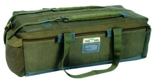Paratrooper Carry All Bag / Backpack Chimidan Water Resistant Olive Green. by Hagor Industries
