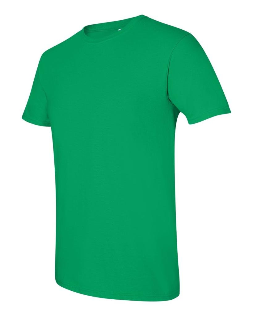 (ギルダン) Gildan メンズ ソフトスタイル 半袖Tシャツ トップス カットソー 男性用 B003BRA3BA 3L アイリッシュグリーン アイリッシュグリーン 3L