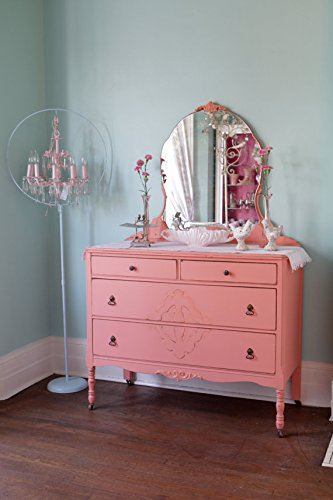 amazon com custom order antique dresser shabby chic distressed pink rh amazon com pink and white shabby chic furniture pink shabby chic chairs