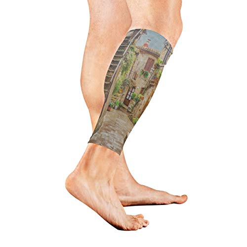 Used, Leg Sleeve Alley In Old Town Pitigliano Tuscany Italy for sale  Delivered anywhere in USA
