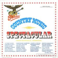 Country Music Spectacular [Box Set] [Stereo] From Nashville, - Nashville Tennessee Mall