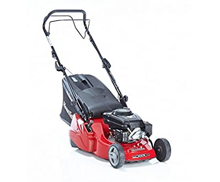 mountfield s421r pd 41cm self propelled petrol rear roller lawnmower rh amazon co uk