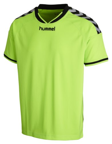 Hummel Kinder Trikots Stay Authentic Poly Jersey, Green Gecko, 14-16(160-170), 03-554-6595