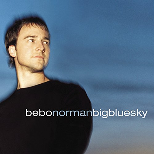 Big Blue Sky Album Cover