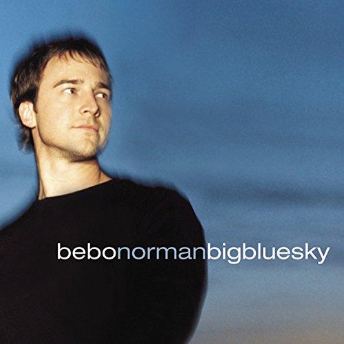 Big Blue Sky Album Cover