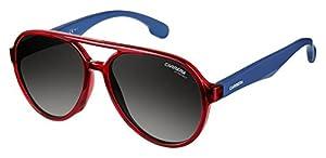 Carrera Kids Carrerino 22/S Sunglasses, Red/Dark Gray Gradient, OS
