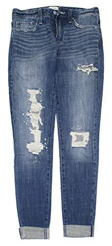 Abercrombie & Fitch Girl's Low Rise Boyfriend Jeans K-14 (16 Slim, 0659-024) ()