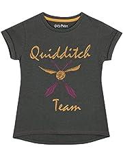 HARRY POTTER Girls Quidditch T-Shirt