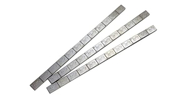 1//2oz Grey Adhesive Stick on Wheel Weights 0.5oz