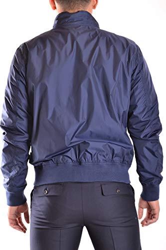 Poliéster Azul Mcbi27047 Aspesi Cazadora Hombre qHFO7O