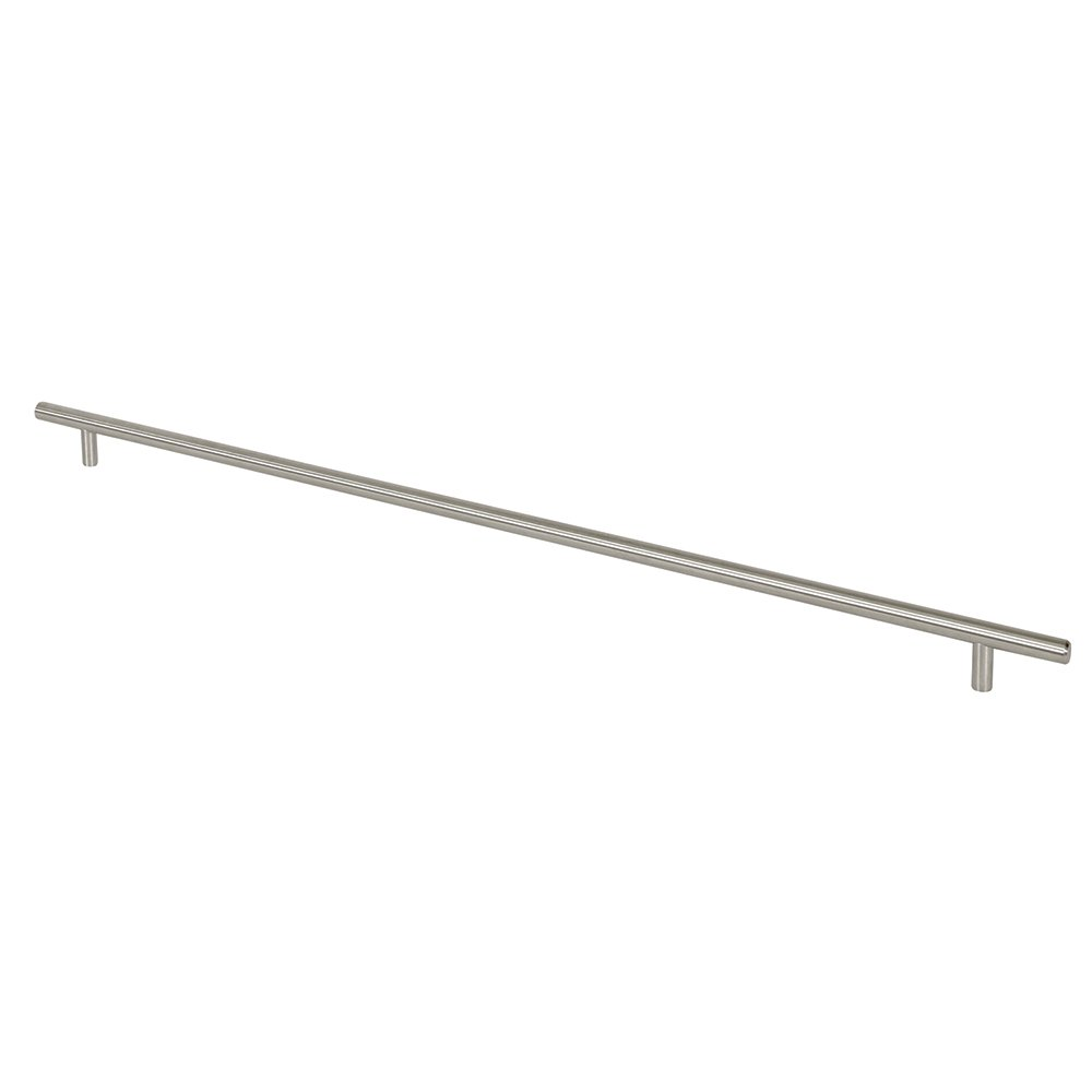Prime-Line Products KD 17608 Bar Pull 24-1/2-Inch OL x 544mm CC x 12mm Dia, Stainless Steel