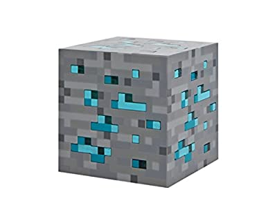 Think Geek Minecraft Light-Up Diamond Ore