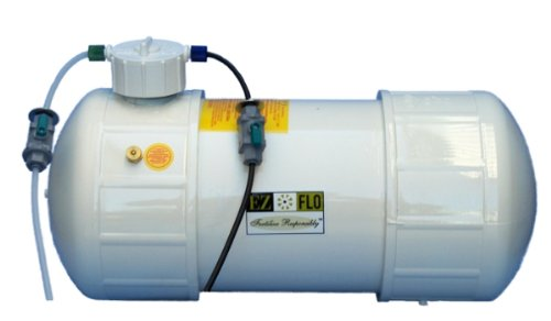 5 Gallon Main-line Dispensing System - Standard Capacity - EZ-FLO Fertilizer Injector