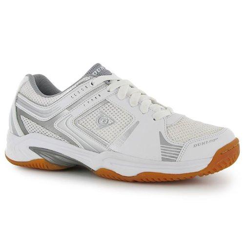 チーム失望させるご覧くださいDunlop女性レディーススポーツトレーニングTpuアーチ軽量安定Squash靴新しい