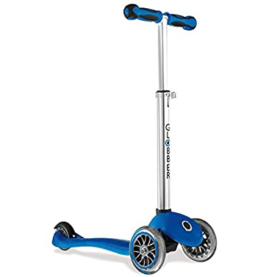 Globber 3 Wheel Adjustable Height Scooter