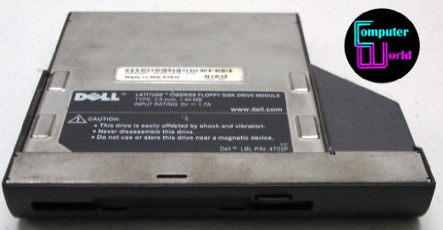 Dell Latitude C-Series Laptop Internal Floppy Disk Drive 4702P
