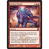 Magic: the Gathering - Molten Psyche - Scars of Mirrodin