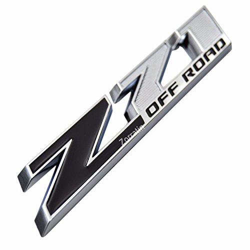 z71 off road emblems - 2