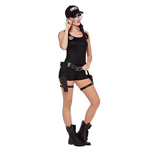 Costume Beautiful Treasure Huntress Gun With Guns ()