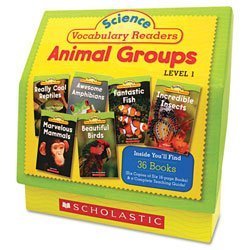 scholastic-science-vocabulary-readers-animal-groups-26-books-16-pages-teaching-guide-0545149207