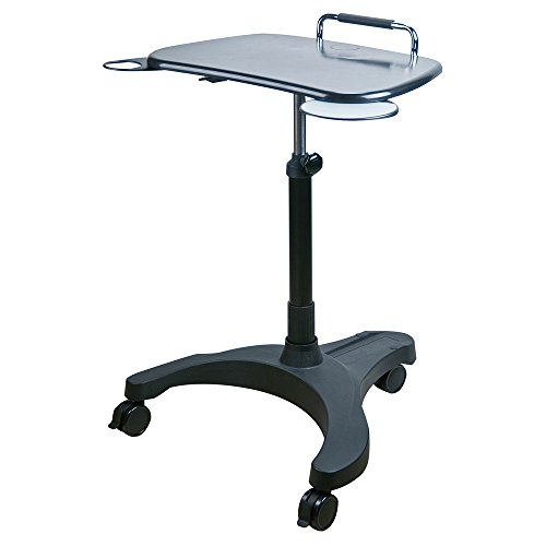 Aidata LPD008P Laptop/Notebook/Table Desk - Cart Mobile Laptop