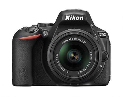 Nikon デジタル一眼レフカメラ D5500 18-55 VRII レンズ...