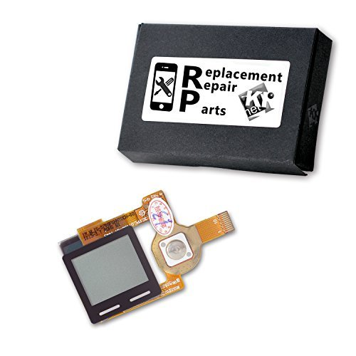 Easy To Shop Front LCD Screen Display Repair Part for GoPro Hero 4 Silver/Black Camera