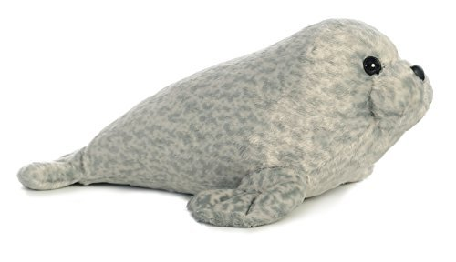 (Aurora World Destination Nation Animal Harbor Seal Plush)