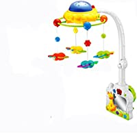 Kumar Toys Baby Crib Toy