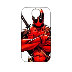 Red cloth warrior 3D Phone Case for Samsung Galaxy s4