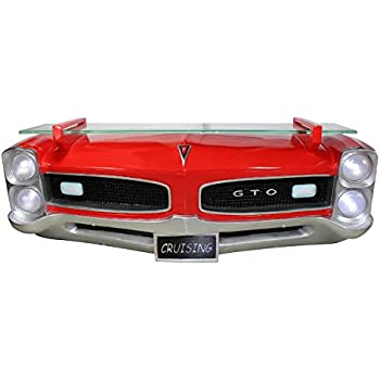 Pontiac 1966 GTO Front End Wall Shelf (Working Lights)