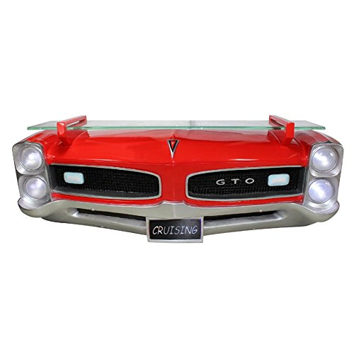 Pontiac 1966 GTO Front End Wall Shelf with Working Lights