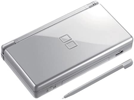 Nintendo DS Lite Consle with Top Spin 2 Bundle – Metallic Silver Renewed
