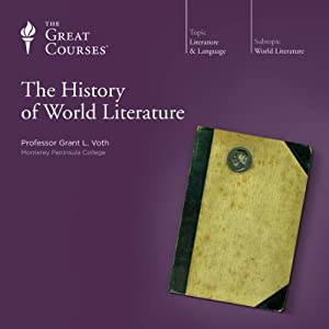 The History of World Literature Vortrag