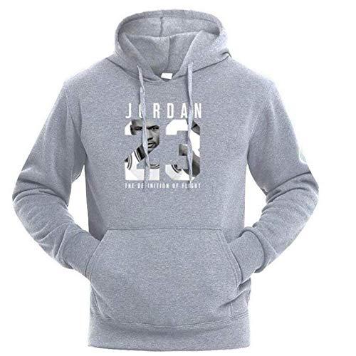 75149b0e80d566 Michael Air Legend 23 Jordan Mens Hoodie Sweatshirts Sportswear Fashion  bran (L