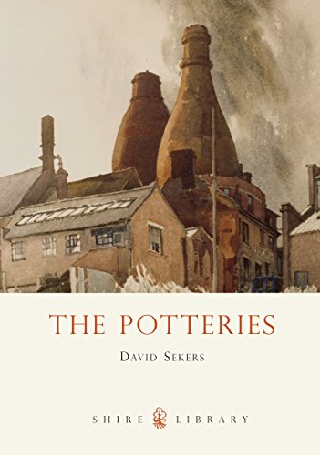 The Potteries (Shire Library)