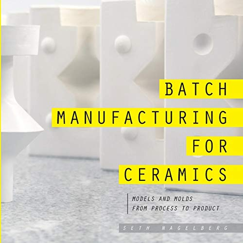 Batch Manufacturing for Ceramics: Models and Molds, from Process to ()